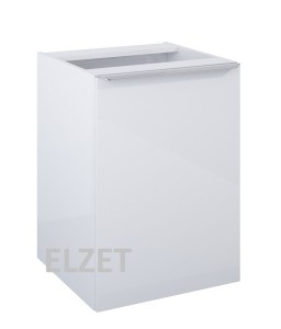 ELITA komoda Lofty 50 white z koszem cargo 167029