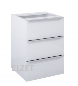 ELITA komoda Lofty 50 white z szufladami 167030